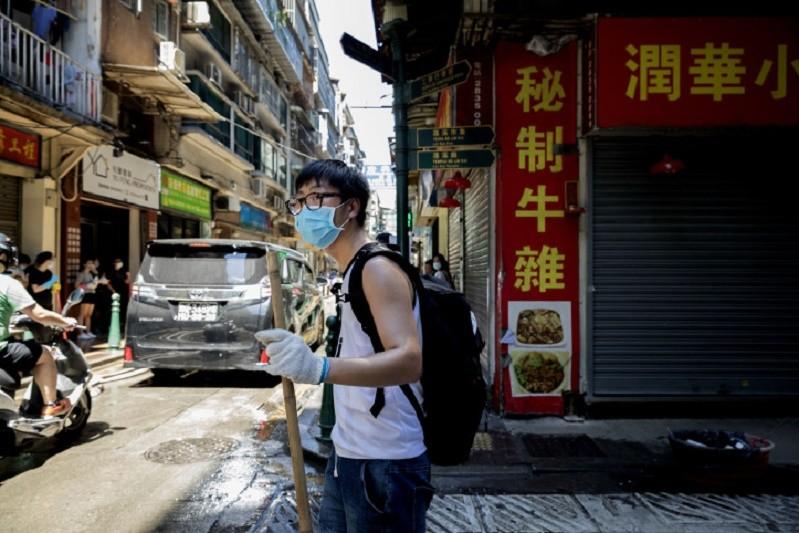 Vírus: Macau com cinco casos diagnosticados