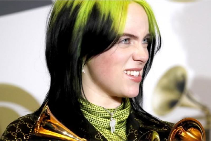 Billie Eilish vence principais quatro categorias dos Prémios Grammy