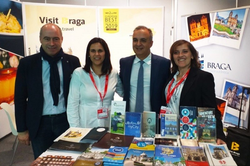 Município de Braga participou na maior feira de turismo do mundo