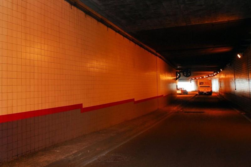 Município aposta na melhoria da iluminação dos túneis e ruas