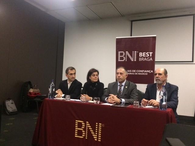 Empresários partilham visões no Forum Braga