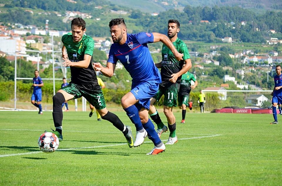 Gil Vicente arranca goleada no primeiro jogo de preparação da nova época
