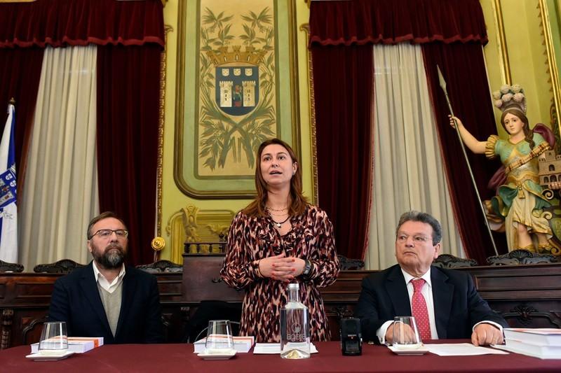 Bandeira conta história de pedra doada por Roma a Braga