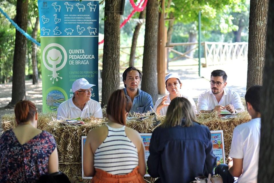 Quinta Pedagógica convida Bracarenses para Sábado em Família