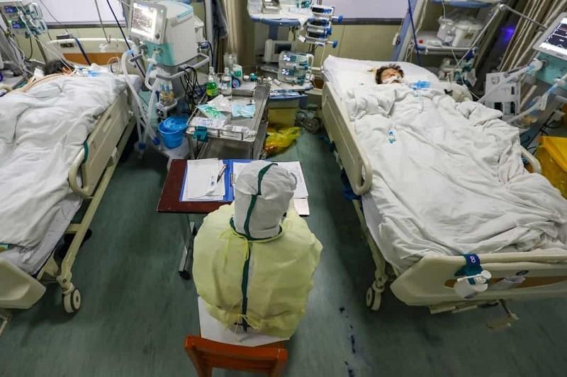 Covid-19: China reporta 15.152 novos casos num dia com novo método de contagem