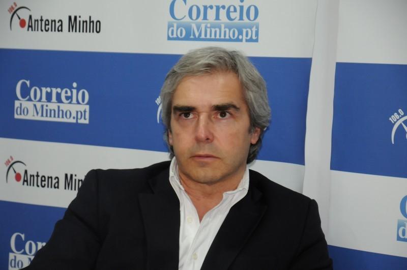 Nuno Melo reeleito presidente da Distrital de Braga do CDS-PP em lista única