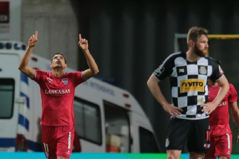 Gil Vicente vence no Bessa e ultrapassa Boavista na I Liga