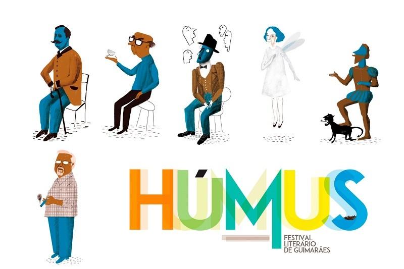 Festival Literário Húmus 2020 em Guimarães dedicado ao Som das Palavras