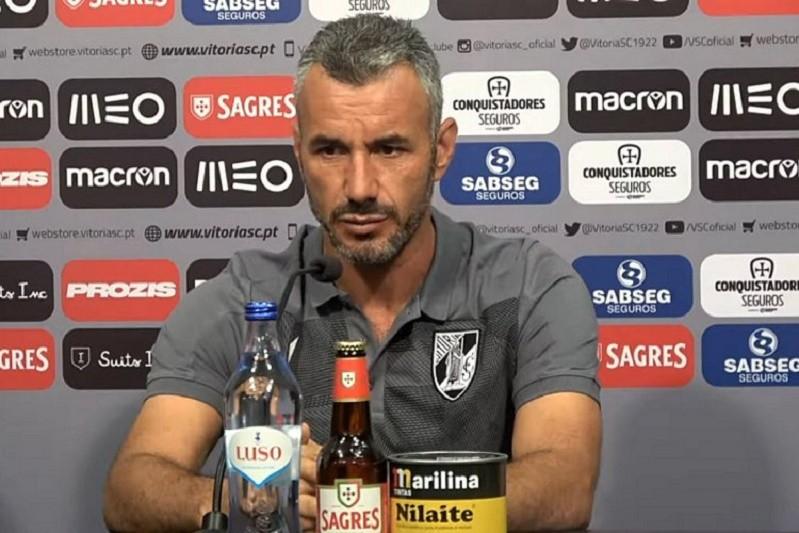 Ivo Vieira quer dignificar Vitória de Guimarães no seu jogo de despedida