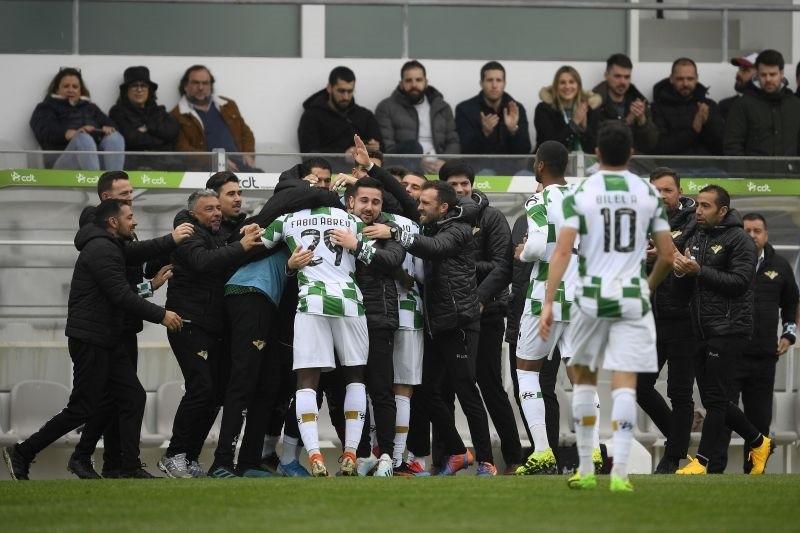 Moreirense vence Marítimo e sobe a oitavo da I Liga