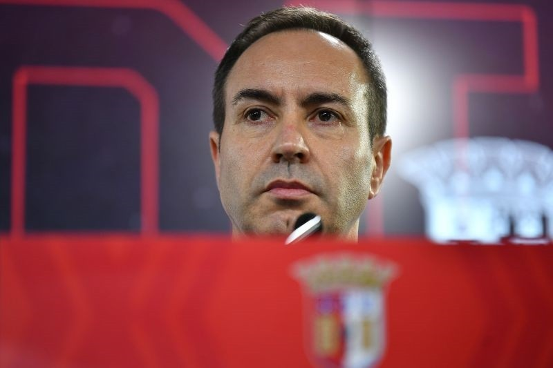 Salvador diz que vai ser proibido falar sobre arbitragens no Sporting de Braga