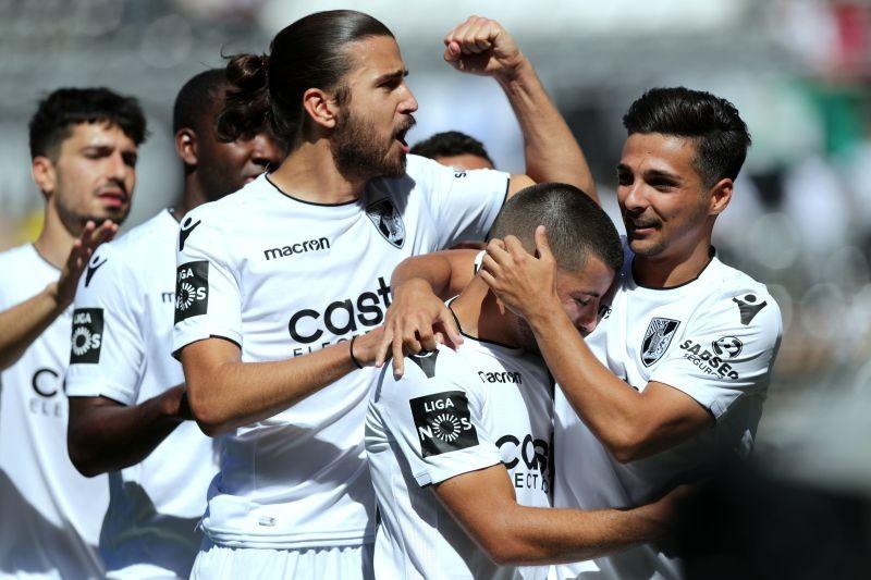 Vitória de Guimarães vence Famalicão por 5-2, em mais um jogo de pré-época