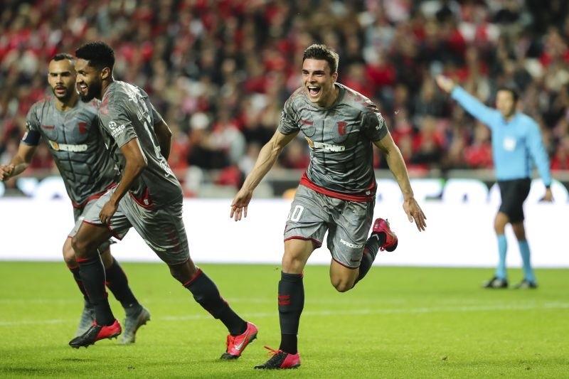 Palhinha destaca conquista da Taça da Liga diante do FC Porto e golo na Luz
