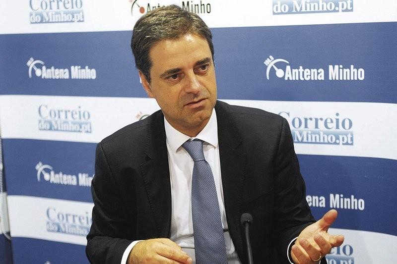 CCDR: Autarca de Braga quer voz forte que capte para o Norte o que o Norte merece