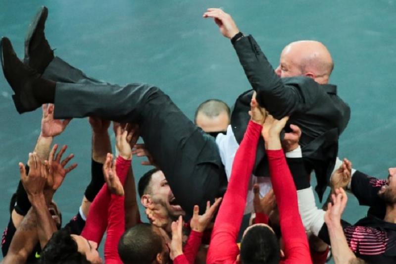 Jorge Braz eleito o melhor selecionador de futsal do mundo