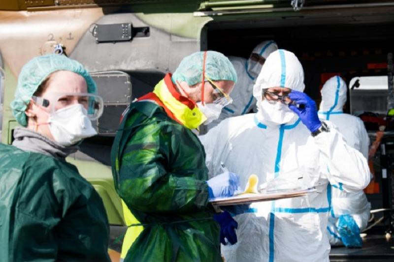 Covid-19: França com 37.575 casos e 2.314 mortos desde o início da pandemia