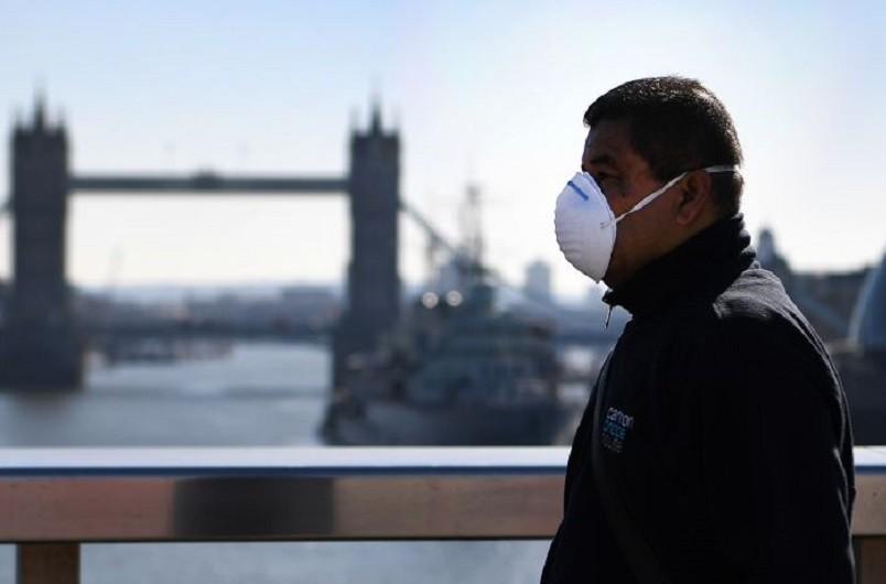Covid-19: Número de mortes aumenta para 1.408 no Reino Unido