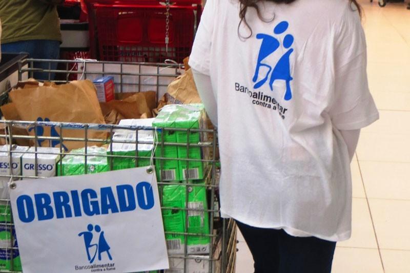 Banco Alimentar activa Rede de Emergência porque a Ajuda não pode Parar