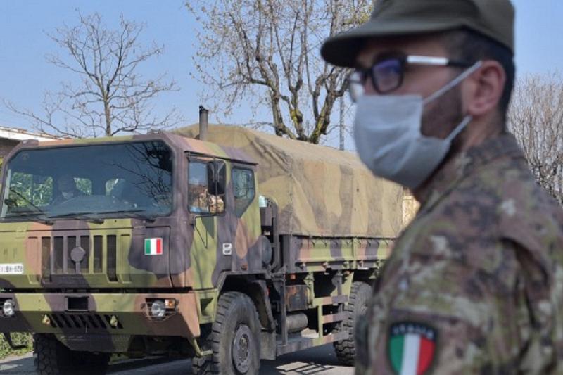 Covid-19: Itália com 525 mortes, o número mais baixo das últimas duas semanas