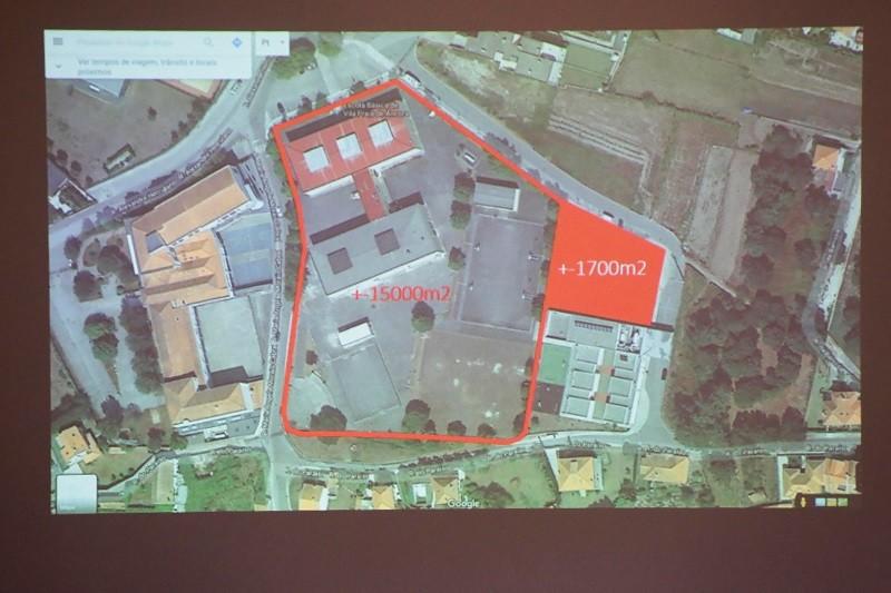 Obras de ampliação de 2ME em escola de Caminha com início previsto para maio