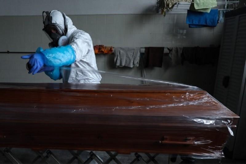 Covid-19: Doença matou mais de 96 mil pessoas em todo o mundo - AFP