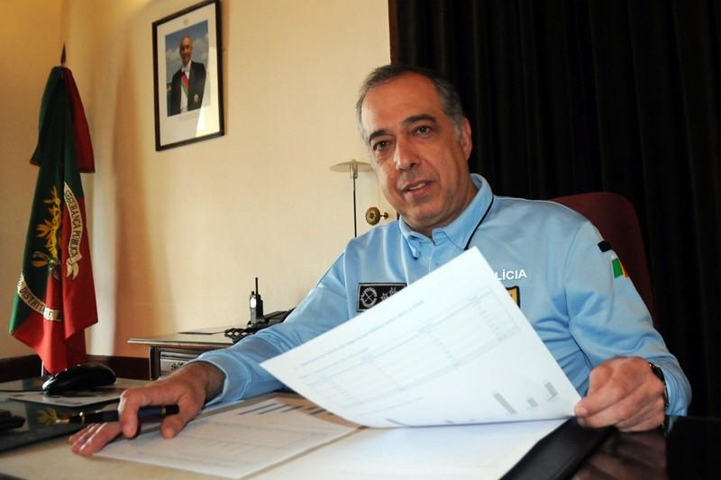 PSP está a acompanhar 450 pessoas em isolamento obrigatório