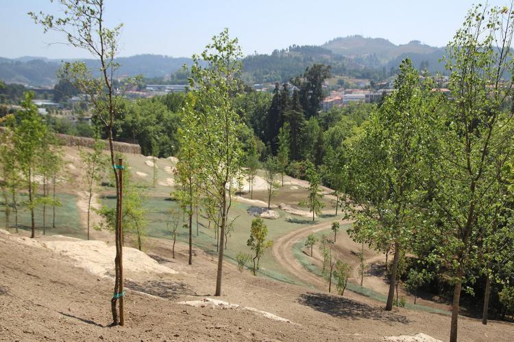 Vizela inaugura requalificação da área envolvente ao parque das Termas