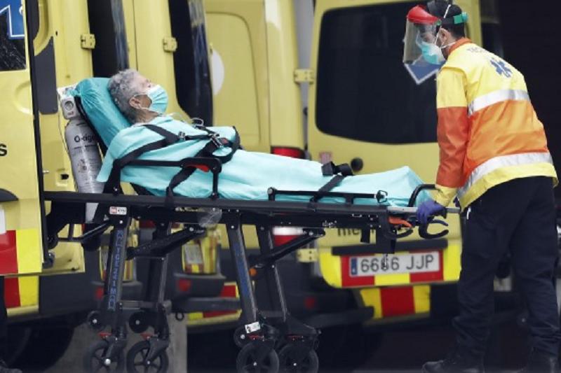 Covid-19: Espanha supera os 20.000 mortos com mais 565 registados hoje