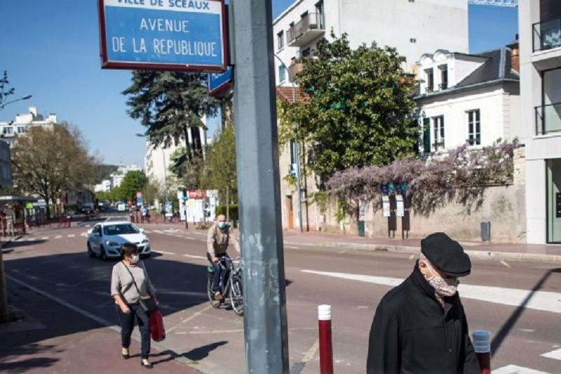 Covid-19: França ultrapassa 12.000 mortos