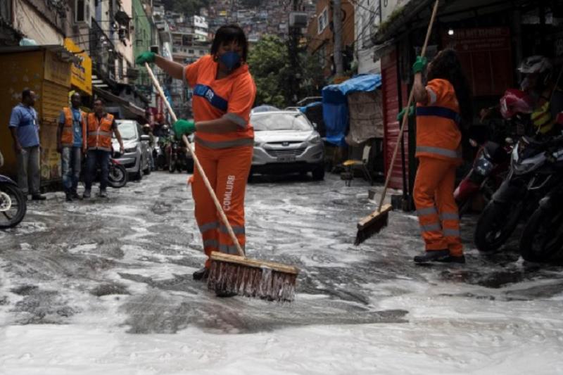 Covid-19: Brasil ultrapassa os mil mortos e tem 19.638 infetados