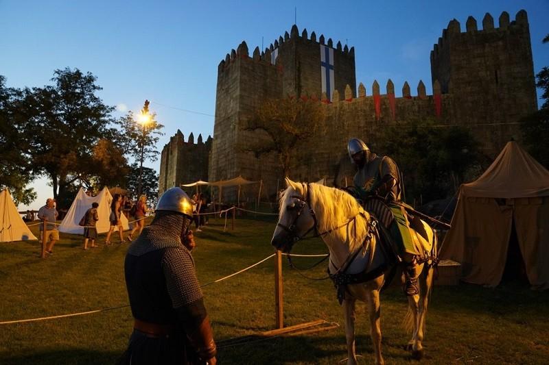 Covid-19: Guimarães cancela comemorações do 24 de Junho e Feira Afonsina