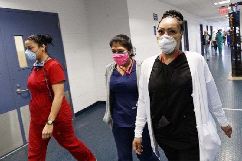 Covid-19: Estados Unidos registam mais de 2.000 mortes em 24 horas