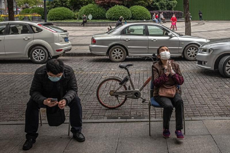 Covid-19: China regista 46 novos casos