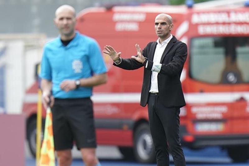 Pedro Duarte: Já prometi ao meu filho: vamos voltar a jogar futebol na rua