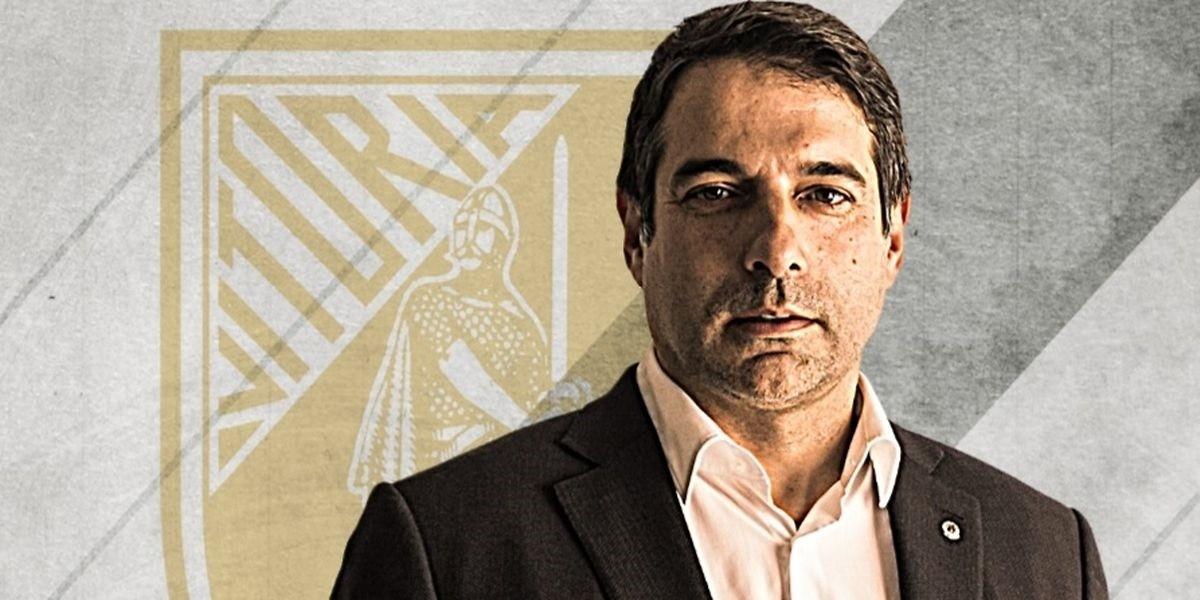 Miguel Pinto Lisboa vence eleições do Vitória de Guimarães