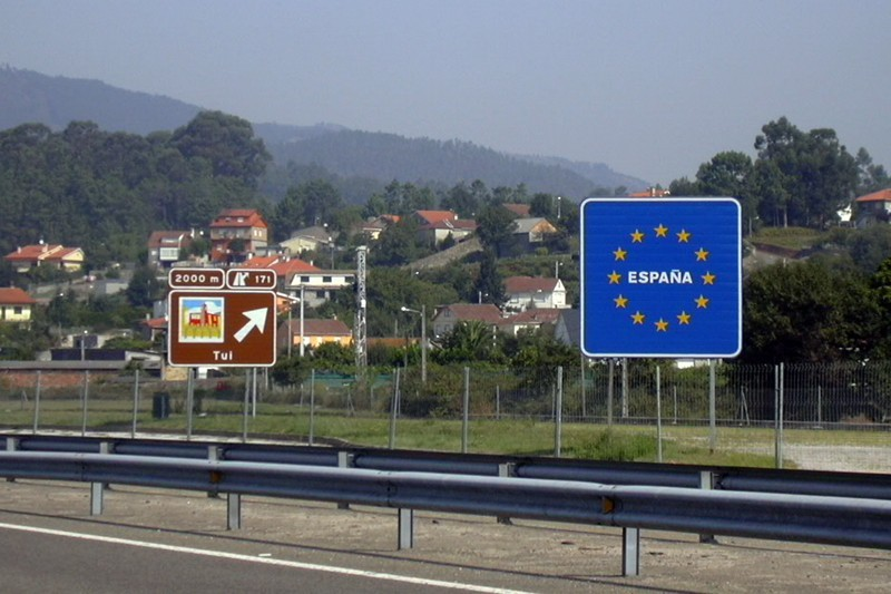Portugal e Espanha assinalam na quarta-feira reabertura de fronteira
