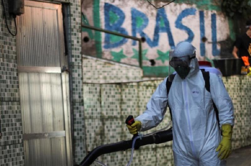 Covid-19: Brasil com 4.205 mortos e 61.888 casos desde início da pandemia