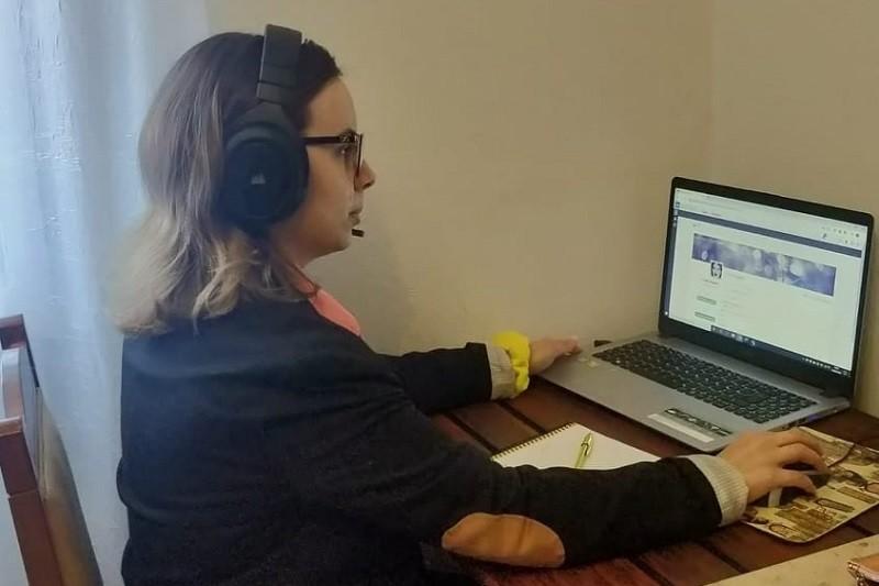 Covid-19: Alunos e docentes do Politécnico do Cávado e Ave ensinam a comunicar 'online'