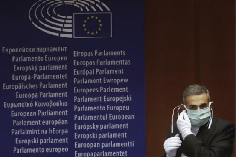 Covid-19: Parlamento Europeu aprova mobilização de 3 mil M para setor da saúde