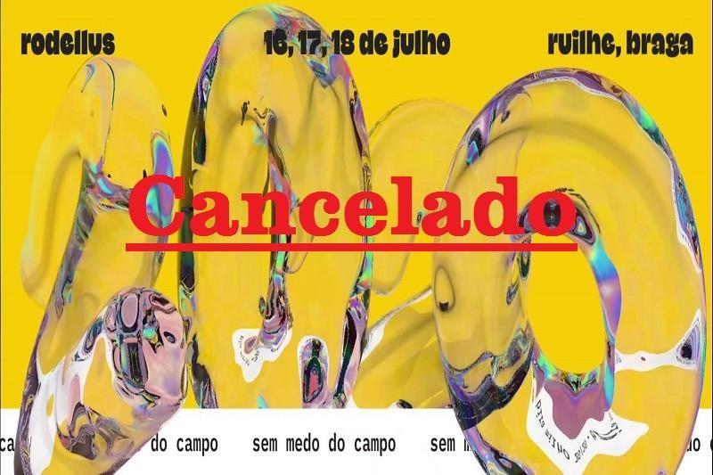 Pandemia cancela edição 2020 do festival Rodellus