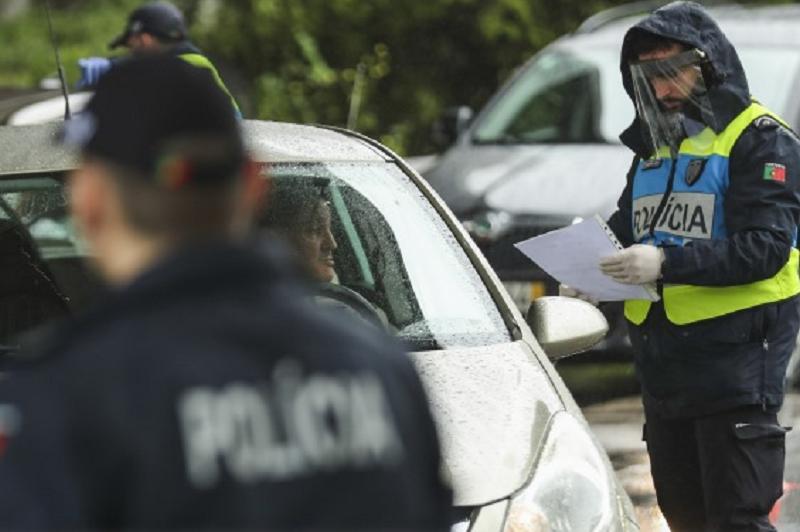 Covid-19: 177 detenções por desobediência no segundo período do estado de emergência