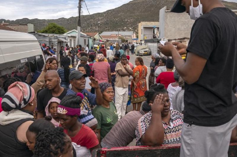 Covid-19: África com mais de mil mortes e quase 20 mil infetados