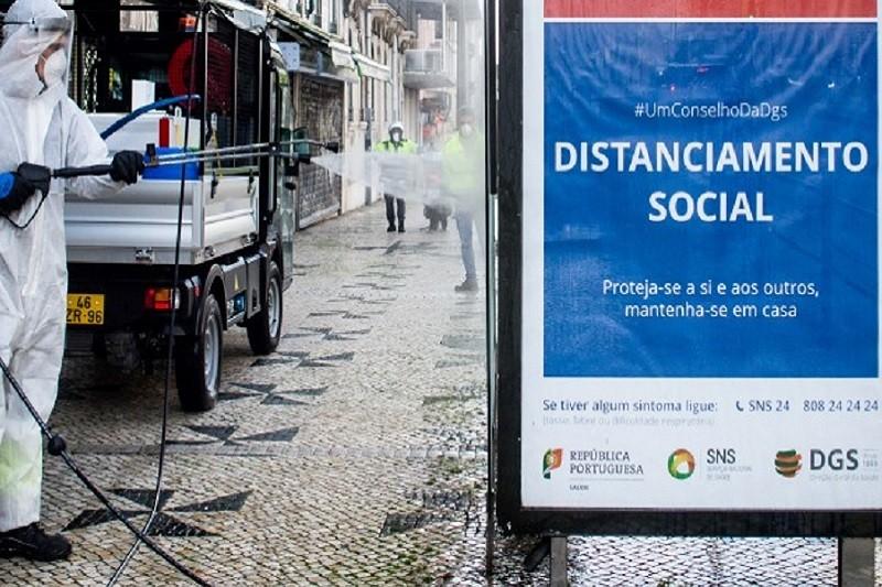 Covid-19: Portugal com 687 mortos e 19.685 infetados