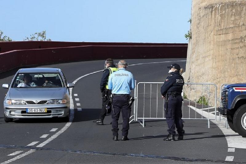 Covid-19: MAI anuncia 24 detenções no terceiro período do estado de emergência