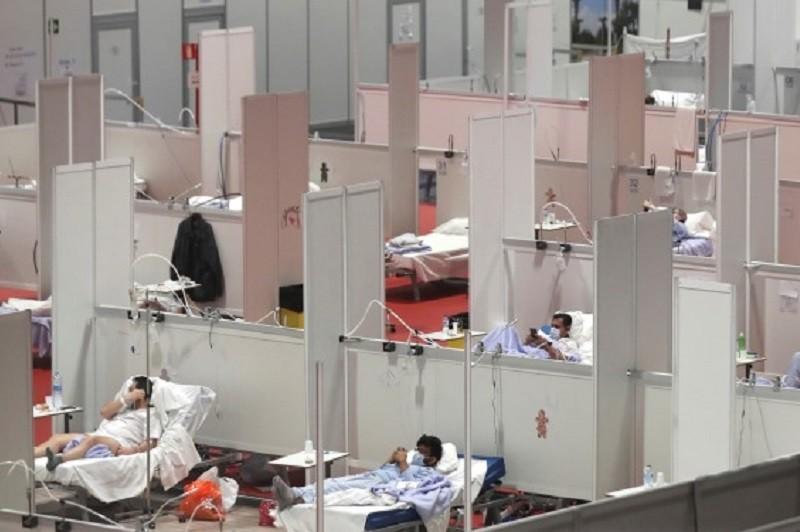 Covid-19: Espanha com ligeiro aumento diário de mortes para 430