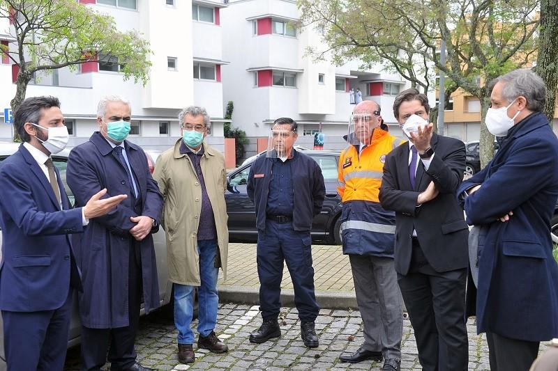 Covid-19: Lares de Braga com 273 utentes e 139 funcionários infetados