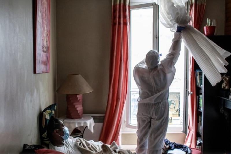 Covid-19: França ultrapassa 21.000 mortos