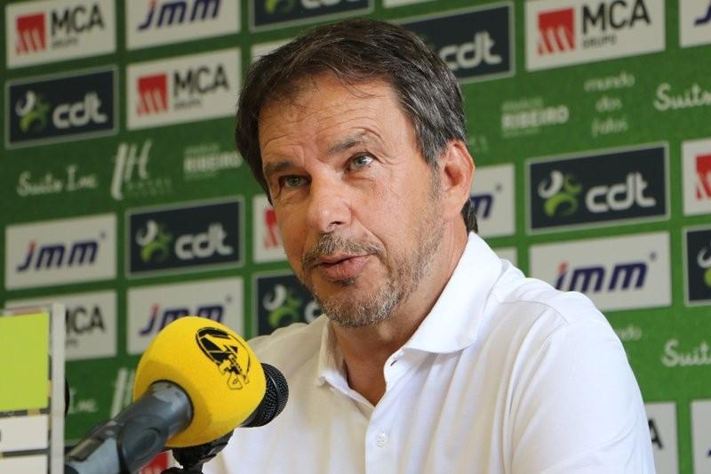 Manuel Machado assume o Berço SC com o foco na subida à II Liga