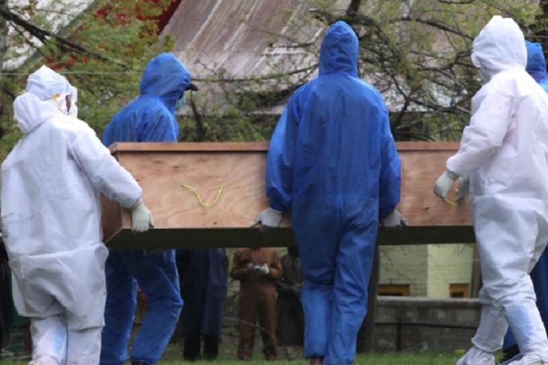 Covid-19: Mais de 227 mil mortos e quase 3,2 milhões de infetados em todo mundo