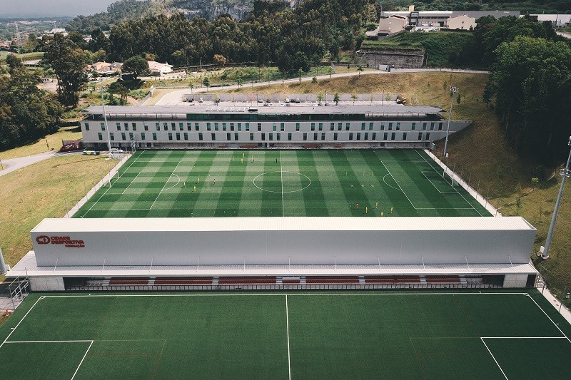 Covid-19: Sporting Clube de Braga regressa aos treinos, individualizados, com 27 jogadores